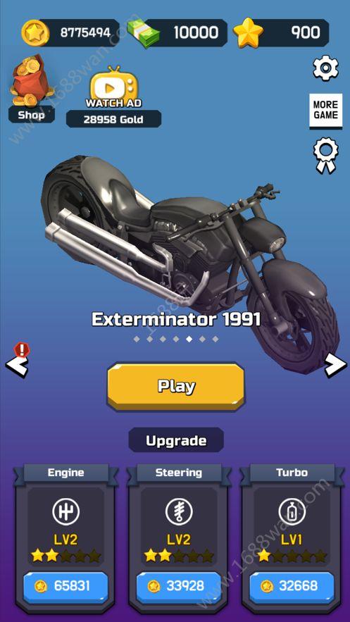 Bike Run游戏苹果版图片1