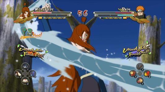 火影忍者疾风传究极觉醒3游戏官方最新版下载图片1