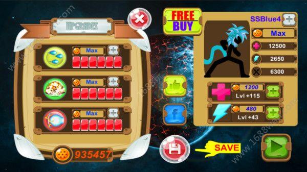 火柴人赛亚人2游戏安卓版下载图片1