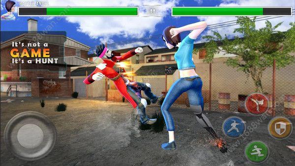 战斗天使街机游戏安卓版下载图片1