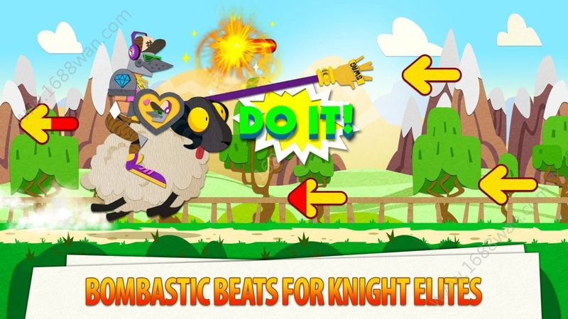 纸骑士游戏安卓版下载图片1