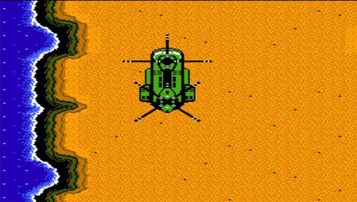 赤色要塞直升机版