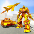 变形机器人空战