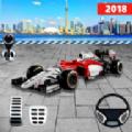 F1赛车泊车游戏