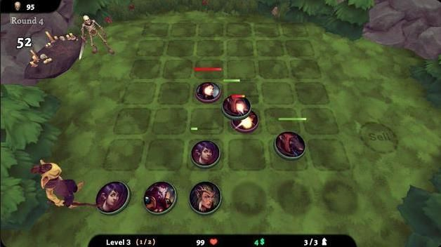 AutoChessMasters自走棋大师游戏下载图片1