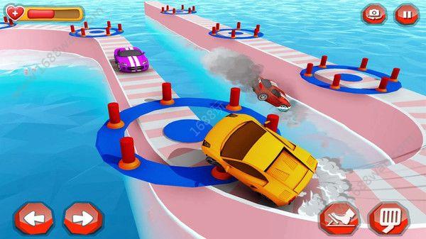 有趣的赛车3D游戏安卓版下载图片1
