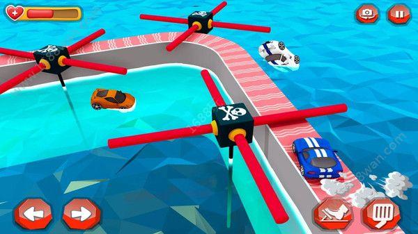 有趣的赛车3D