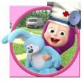 玛莎和熊玩具医生