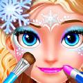 冰雪女王装扮沙龙