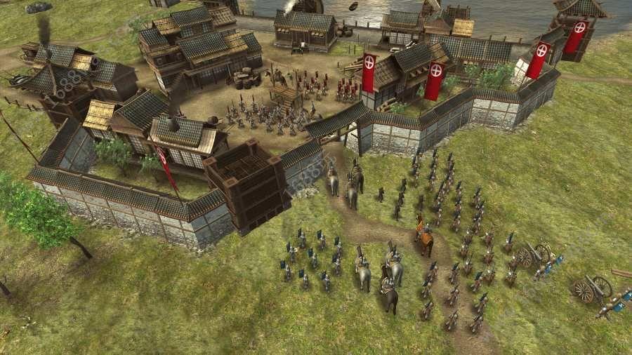幕府之争上兵伐谋游戏安卓版图片1